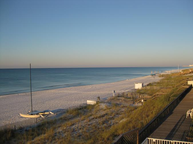 The Beach Is Calling Your Name at the Sea Oats Motel