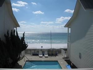 Sea Oats Motel offers great views!