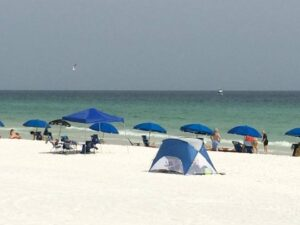 The beach is rolling again in Destin at Sea Oats Motel!