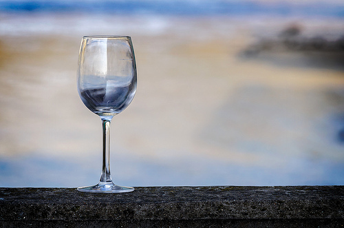 What's in your glass at the Sea Oats Motel?