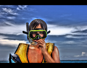 Destin is a snorkeler's paradise