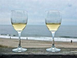 Enjoy wine in Destin, FL