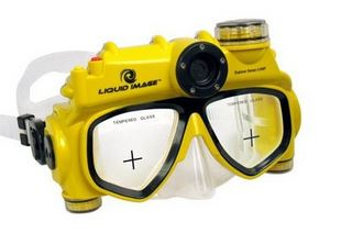 Liquid Image 304 XSC Explorer Series 8.0 MP Underwater Video Camera