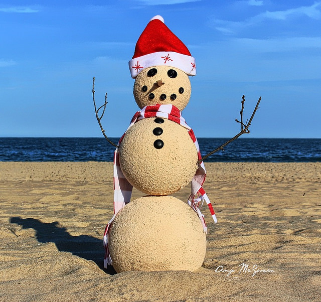 Destin holiday sea oats motel sandman versus snowman